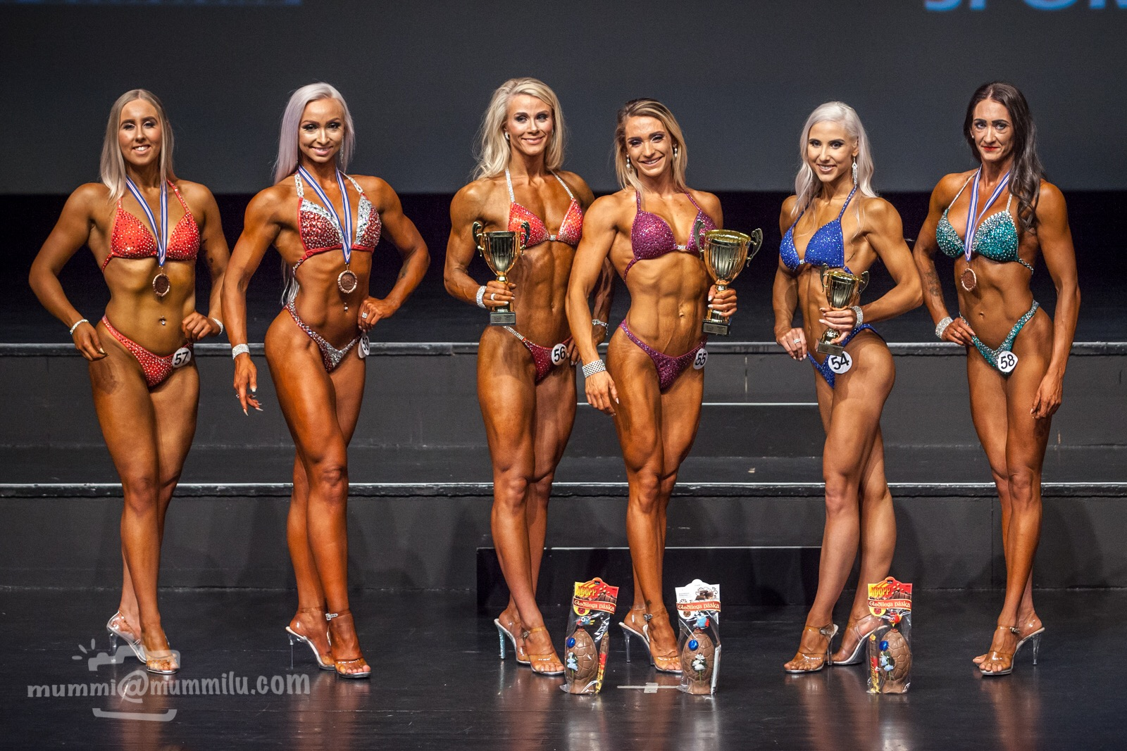 2017 IFBB Icelandic championships. Bodyfitness +163cm