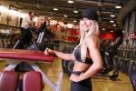 Bikini Fitness video shoot.
