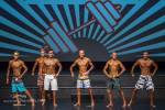 Men's physique over 178cm class