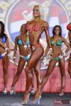 Bikini fitness -168cm flokkur