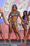 Bikini fitness - 163 cm
