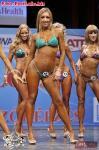 Bikini fitness - unglinga